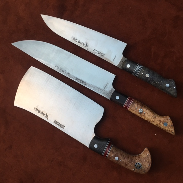 Custom Made Kitchen Knives: Handmade Steel Kitchen & Custom Chef Knives In Houston, TX