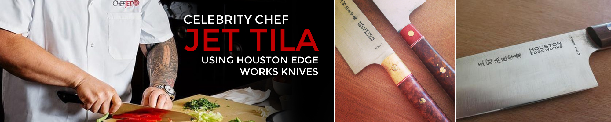handmade steel kitchen u0026 custom chef knives in houston tx